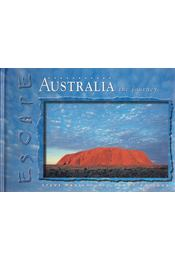 Australia the journey - Webber, Wynne - Régikönyvek