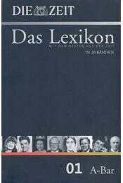 Das Lexikon Band 01 - Weiß, Joachim - Régikönyvek