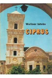 Ciprus - Wellner István - Régikönyvek