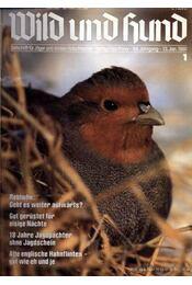 Wild und Hund I-III. 1991 - Régikönyvek