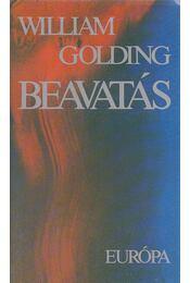 Beavatás - William Golding - Régikönyvek