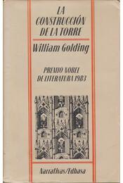 La construcción de la torre - William Golding - Régikönyvek