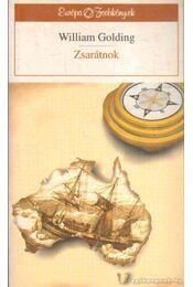 Zsarátnok - William Golding - Régikönyvek