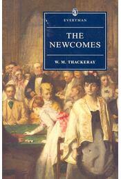 The Newcomes - William Makepeace Thackeray - Régikönyvek