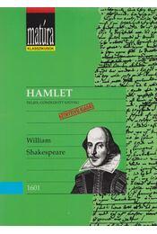 Hamlet, dán királyfi - William Shakespeare - Régikönyvek