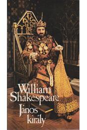 János király - William Shakespeare - Régikönyvek
