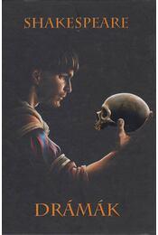 Shakespeare drámák - William Shakespeare - Régikönyvek