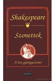 Szonettek - William Shakespeare - Régikönyvek