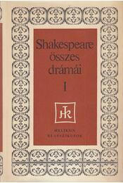 William Shakespeare összes drámái II. - William Shakespeare - Régikönyvek
