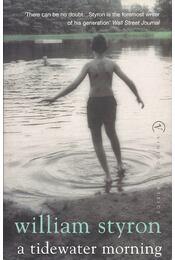 A Tidewater Morning - William Styron - Régikönyvek