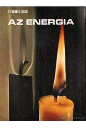 Az energia - Wilson, Mitchell - Régikönyvek