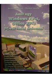 Amit egy Windows XP-s, Office XP-s PC-ről tudni érdemes! - Benkő László, Benkő Tiborné - Régikönyvek