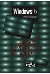 Windows 95 felhasználóknak - Régikönyvek