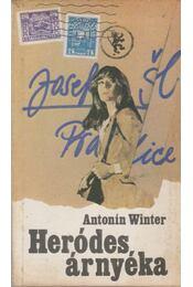 Heródes árnyéka - Winter,Antonín - Régikönyvek