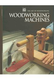 Woodworking Machines - Régikönyvek