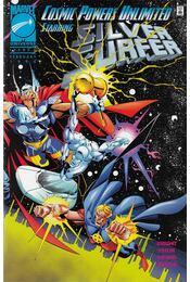 Cosmic Powers Unlimited Vol. 1. No. 4. - Wright, Greg, Dutter, Barry - Régikönyvek
