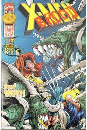 X-Men vs. The Brood Vol. 1. No. 2 - Ostrander, John, Velluto, Sal, Hitch, Bryan - Régikönyvek