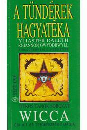 A tündérek hagyatéka - Yliaster Daleth - Régikönyvek
