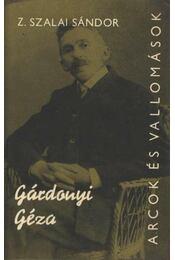 Gárdonyi Géza - Z. SZALAI SÁNDOR - Régikönyvek