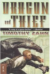 Dragon and Thief - Zahn, Timothy - Régikönyvek