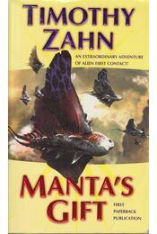 Manta's Gift - Zahn, Timothy - Régikönyvek