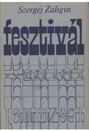 Fesztivál - Zaligin, Szergej - Régikönyvek