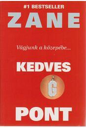 Kedves G pont - Zane - Régikönyvek