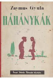 Báránykák - Zaymus Gyula - Régikönyvek