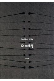 Csonthéj - Zemlényi Attila - Régikönyvek