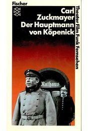 Der Hauptmann von Köpenick - Zuckmayer, Carl - Régikönyvek